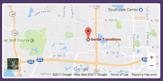 Gentle Transitions, 7346 Ohms Lane Edina , Minnesota 55439