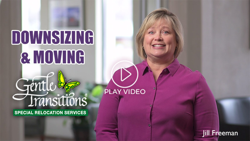 Downsizing and Moving video seminar